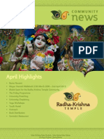 ISKCON London (UK)-2011.04-April Newsletter