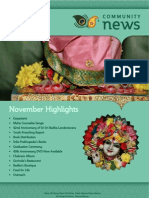 ISKCON London (UK)-2011.11-November Newsletter