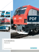 Reference List Locomotives a19100 v600 b320 x 7600engl