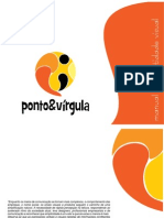 Brand book Ponto & Virgula Agência de Publicidade