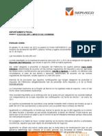 Serveco - Plazos del IRPF e Impuesto del Patrimonio