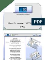 8AnoLPortuguesaProfessor3CadernoNovo
