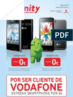 Revista Vodafone Internity Mayo