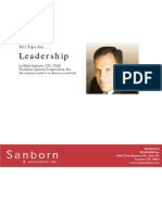 Mark Sanborn's 101 Tips for Leadership