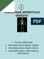 Curs 1 Semiologia Digestiva 1