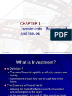 Chap001+Investments+Backgrounds+and+Issues