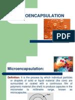 Micro Encapsulation