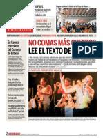 Diario Ciudad Caracas, 03/05/12
