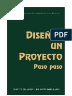 50959953 Como Disenar Un Proyecto Paso a Paso