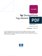 HPopenview User Manual