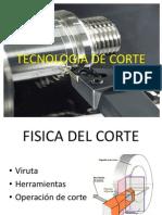 TECNOLOGIA DE CORTE
