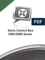 Kerio Control Install Guide Multi 7.2.0 3028