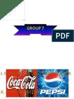 phân tích tài chính Pepsi vs Coca-cola