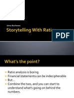 Storytelling With Ratios