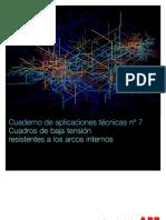 Cuaderno Tecnico ABB Cuadros de BT Resistentes a Los Arcos Internos