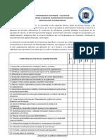 IDENTIFICACIÓN  DE COMPETENCIAS DEL PERFIL DEL ADMINISTRADOR FINANCIERO. Con Egresados