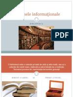 Resursele informaţionale