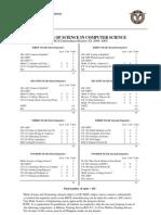 BSCS Curriculum 2004