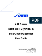 Asf Eom5000 m _mk2_ User Guide Rel22