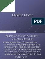 Electric Motor1