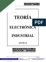 Teoría Electrónica Industrial