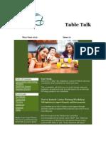Table Talk May-June 2012