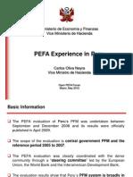 Mef Peru Pefa Eng
