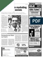 Associação de Marketing debate redes sociais