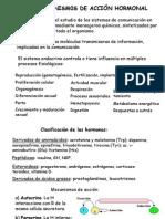 SB7 Mecanismos de Accion Hormonal