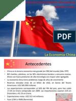 La Crisis Internacional de 2008-2009 y su Relación con China