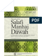 Principles of Salafi Manhaj in Dawah
