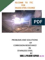 Corrosion Problems