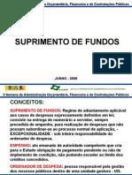 Suprimentos Fundos1 IIsemana Aofcp Rj2005