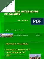 Col Agro1 Calculodanecessidadedecalagem 100618182117 Phpapp02