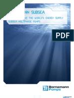 Bornemann Subsea Brochure