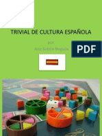 TRIVIAL DE CULTURA ESPAÑOLA
