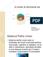 Psihicul Uman Si Structura Sa1