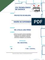 3.DISEÑO DE EXPERIMENTOS (Proyectos de Mejora)