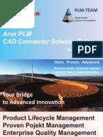 Aras Innovator Produktinformation2012