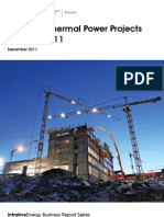 Proposed Thermal Power Projects in India 2011_revised