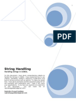 String Handling by Raj