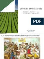 Diapositivas de la presentación del XXIV Encuentro Escéptico