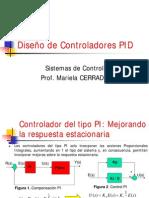 Diseño de controladores PID