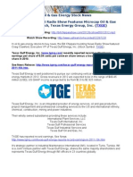 Oil Gas Stock News