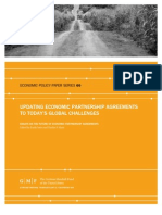 GMF - Updating Economic Partnership Agreements (EPAs) to Today's Global Challenges - Essays on the Future of EPAs