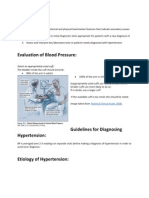 Approach to Hypertension