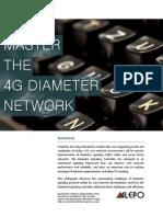 Alepo White Paper - Master the 4G Diameter Core Network 2012
