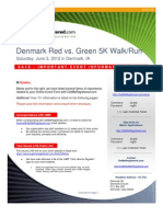 GMR - Denmark Red vs. Green 5K - Important Client Admin Information