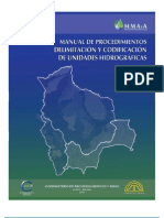 Manual de Procedimientos UH Bolivia