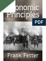 Principles Fetter